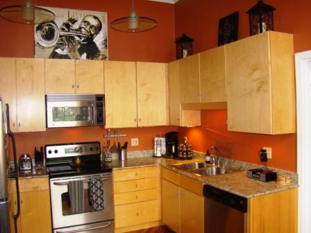 Cotton Mill #342  Furnished One Bedroom Condo $2,595.00