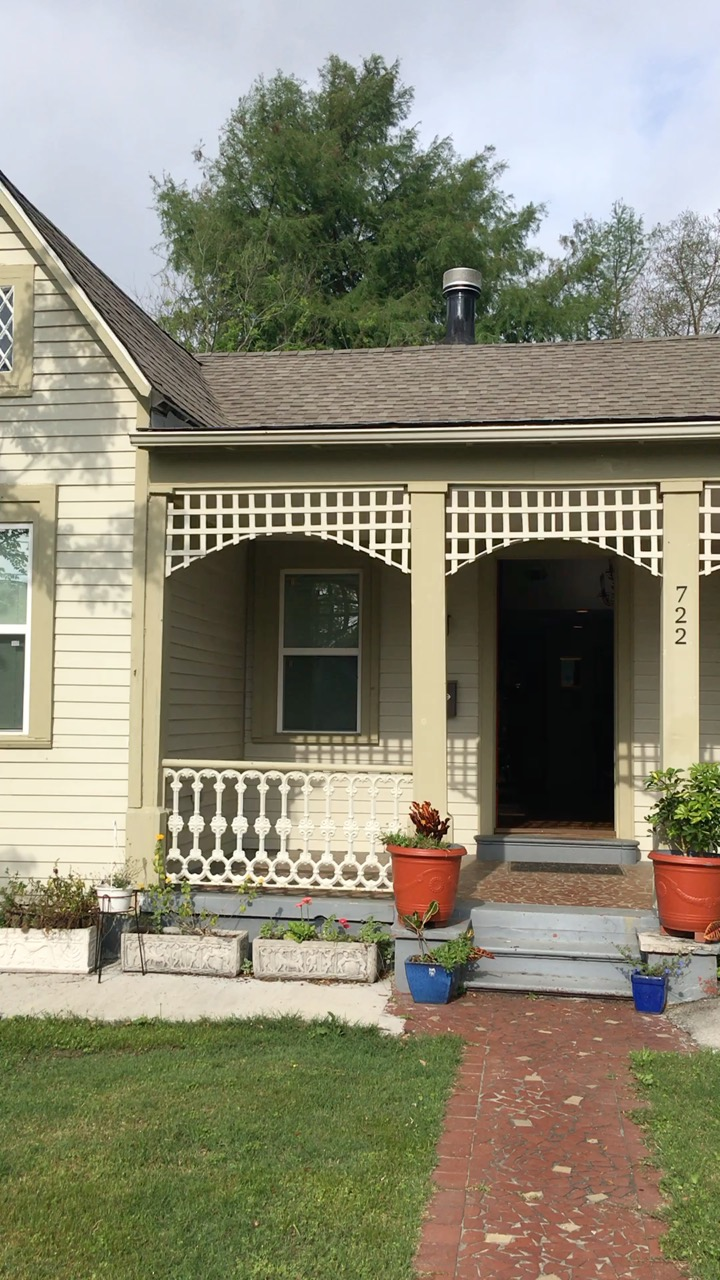 SOLD!  722 Alvar St.  Bywater Cottage for Sale
